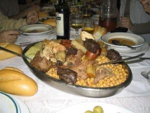 Leonese cuisine